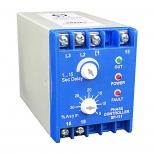رله کنترل فاز سه فاز بدون نول صانت الکترونیک