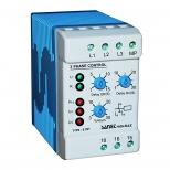 رله کنترل فاز سه فاز 3 پتانس صانت الکترونیک
