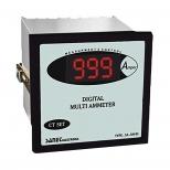 آمپرمتر دیجیتال مولتی 96*96 صانت الکترونیک مدل SA-396