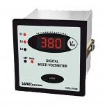 مولتی ولتمتر دیجیتال 96*96 (1*6 گردشی) صانت الکترونیک مدل SV-496