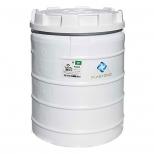 مخزن آب عمودی سه لایه پلی اتیلن 80 لیتری پلاستونیک مدل 6304