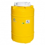 مخزن آب انبساط شوفاژخانه عمودی تک لایه پلی اتیلن 220 لیتری پلاستونیک مدل 9122