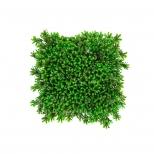 دیوار سبز مصنوعی مدل رزماری رنگ سبز مانا چمن