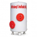 منبع کویلی فولادی 700 لیتری آب بند مدل AB.HT.7