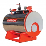 بویلر (دیگ) آب گرم 250000 کیلوکالری بر ساعت آب بند مدل SA3-250-D