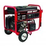 ژنراتور بنزینی (موتور برق) سه فاز 8500 وات جیانگ دانگ مدل JD8500JW