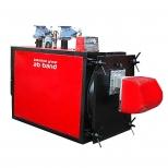 بویلر (دیگ) آب گرم چگالش 350000 کیلوکالری بر ساعت آب بند مدل ABBAND-CO-350