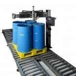 دستگاه پرکن اتوماتیک بشکه پالتی 1000 کیلوگرمی دارا الکترونیک مدل DF-1000