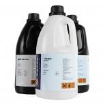 نیتریک اسید 55 درصد دو و نیم لیتری بطری پلاستیکی دکتر مجللی