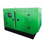 موتور برق (ژنراتور) گازسوز 44 کیلو وات گرین پاور مدل GP 55