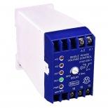 رله کنترل فاز تک فاز - محافظ بوبین کنتاکتور میکرومکس الکترونیک مدل SPC-101