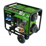 ژنراتور دیزلی (موتور برق) 2.5 کیلو وات گرین پاور مدل GR4000EB-I
