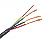 کابل برق افشان 4 در 2.5 (2.5×4) البرز الکتریک نور (لینکو)