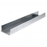 پروفیل UW50-4000 رانر مقطع 5 سانتی متر استاندارد DIN کی پلاس مدل 912005040064000