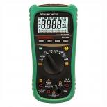 قیمت و خرید مولتی متر دیجیتال با توانایی اندازه گیری خازن و دما مستک مدل MS8340A