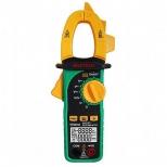 قیمت و خرید کلمپ آمپرمتر دیجیتال هوشمند 600 آمپر AC مستک مدل MS2033A