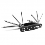 ست پیچ گوشتی چاقویی دو سو و چهار سو صنعتی 8 عددی نووا مدل NTK1139