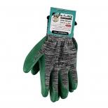 دستکش فلامنت ضد برش زانکو با پوشش کف چروک لاتکس مدل Z-SG14L
