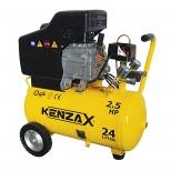 کمپرسور باد 24 لیتر بی صدا کنزاکس مدل KACS-124